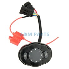 Remote Control Switch Panel Joystick for SEAWELL Marine Searchlight Boat Spot Light(China)