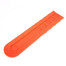 1pcs 16'' 18'' 20'' Chainsaw Bar Cover Scabbard Universal Guide Plate Chain Saw accessory Orange(China)