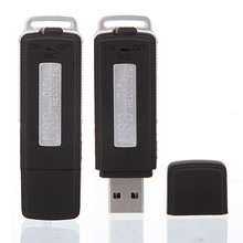 Hot! New 2 in 1 Mini 8GB USB Disk Pen Flash Drive Digital Audio Voice Recorder 150 hrs Recording Dictaphone Quality #Jan12
