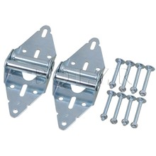 2PCS Heavy Duty Garage Door Hinges Replacement 2# Hinge with Bolt & Nut BQLZR(China)