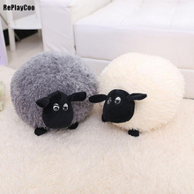 20CM Kawaii Sheep Plush Toys Doll Soft Cute Animal Toy Stuffed  Animals Baby Toys Of White Sheep Gifts For Chlidren Birthday 001