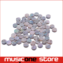 30Pcs 5*2MM Guitar Bass Fretboard Dot Guitar Neck Markers Abalone Dots(China)