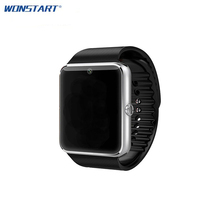 Wearable Device Smart Watch GT08 Clock With Sim Card Slot Smart Bluetooth Watch reloj inteligente For Iphone 7 Red  Color