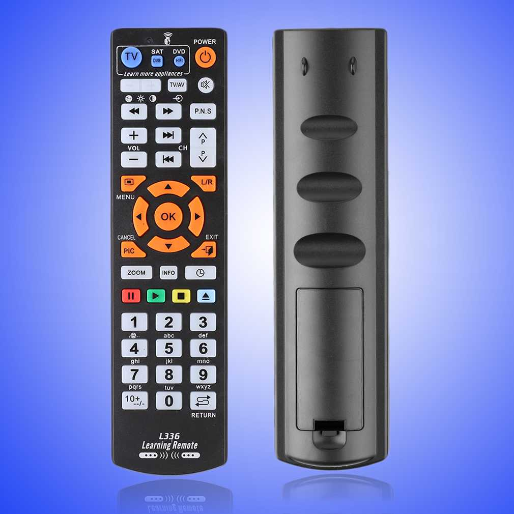 Smart Remote Control Controller With Learn 2