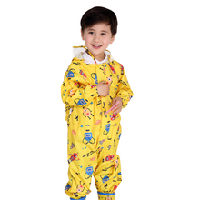 Kids Rain Coat Children Raincoat Poncho Girl Regenjas Cape De Pluie Travel Impermeable Waterproof Raincoat Clothing QQG225