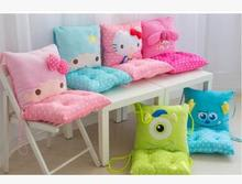 Beautiful And Soft Hello Kitty Monster Twin Stars Car Chair Seat & Supports,Office Seat