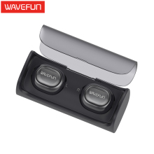 Wavefun X-Pods mini true wireless earbuds bluetooth headphones earphone headset in ear with charging box for xiaomi iPhone phone