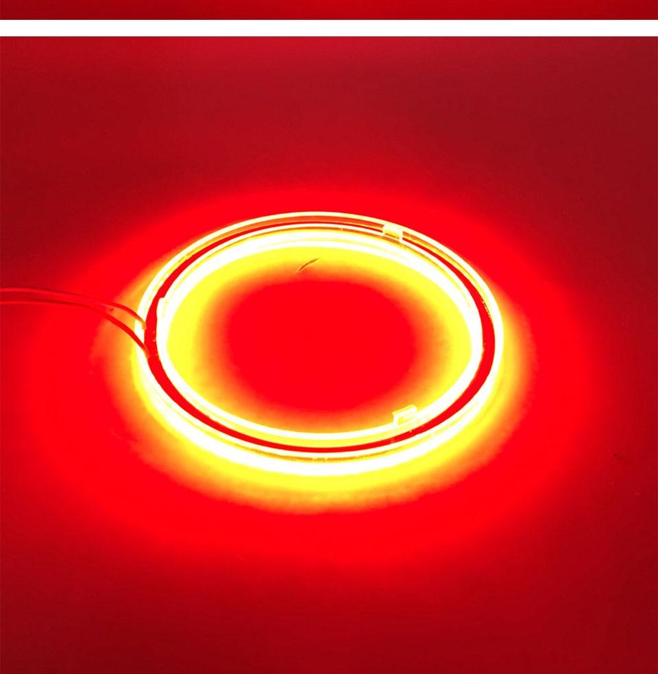 ANGEL EYE COB LED LIGHT ROUND LIGHT BULB FOR CAR LIGHTING (9)