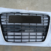 A8 original Style replacement Front Hood Center Grille bumper Grill for Audi A8 2012-2013