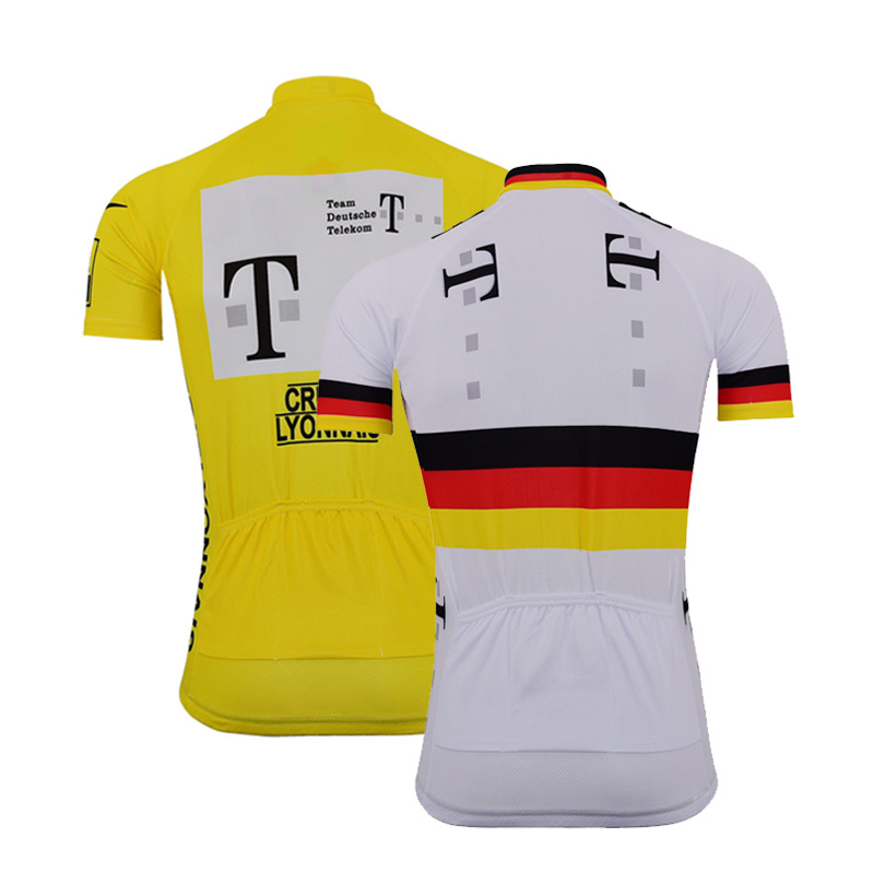 b5435eec8 Buy yellow cycling jersey and get free shipping on AliExpress.com