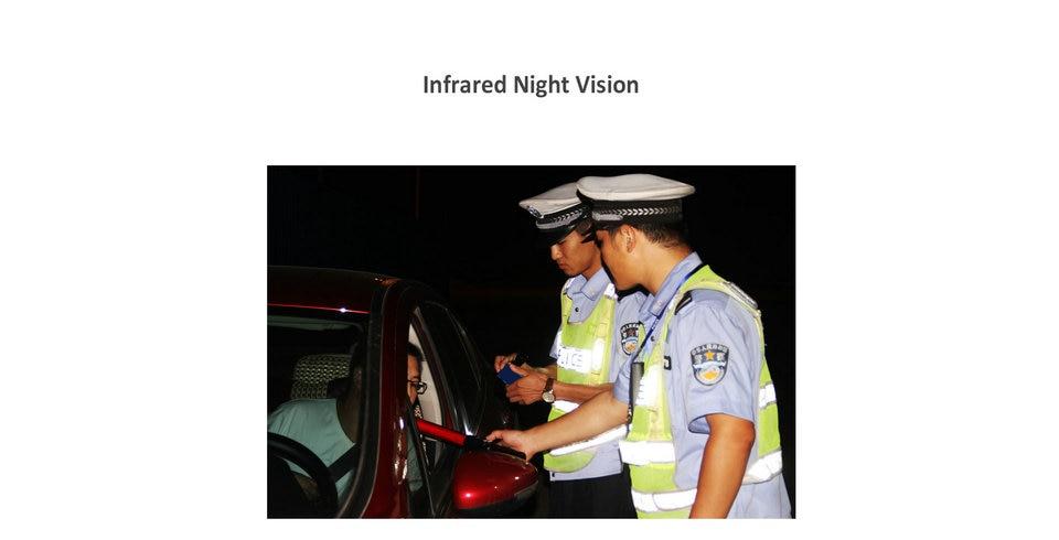 Azdome BC01 Ambarella A7LA50 Police Body Worn Camera Full HD 1296P 30fps IR Night Vision 2inch LCD Body Cam 32GB H30