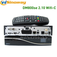 dm 800hd se dm 800hd se sim2.10 SIM card wifi internal  cable TV receiver 400mhz MIPS processor set top box dm800 se DVB-C