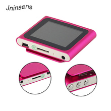 "1.8"" Screen MP3 Player Multi Lanuages Support TF Card Music AMV Mp4 Player Recorder FM Radio Photo Review E-book for Kids Gift(China)"