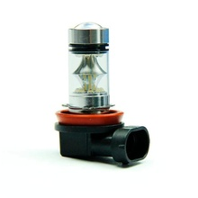 hot sale new H8 H11 100W Auto Car LED Fog Light Bulb DRL Driving Lamp 12V 24V 6000K very nice Vicky