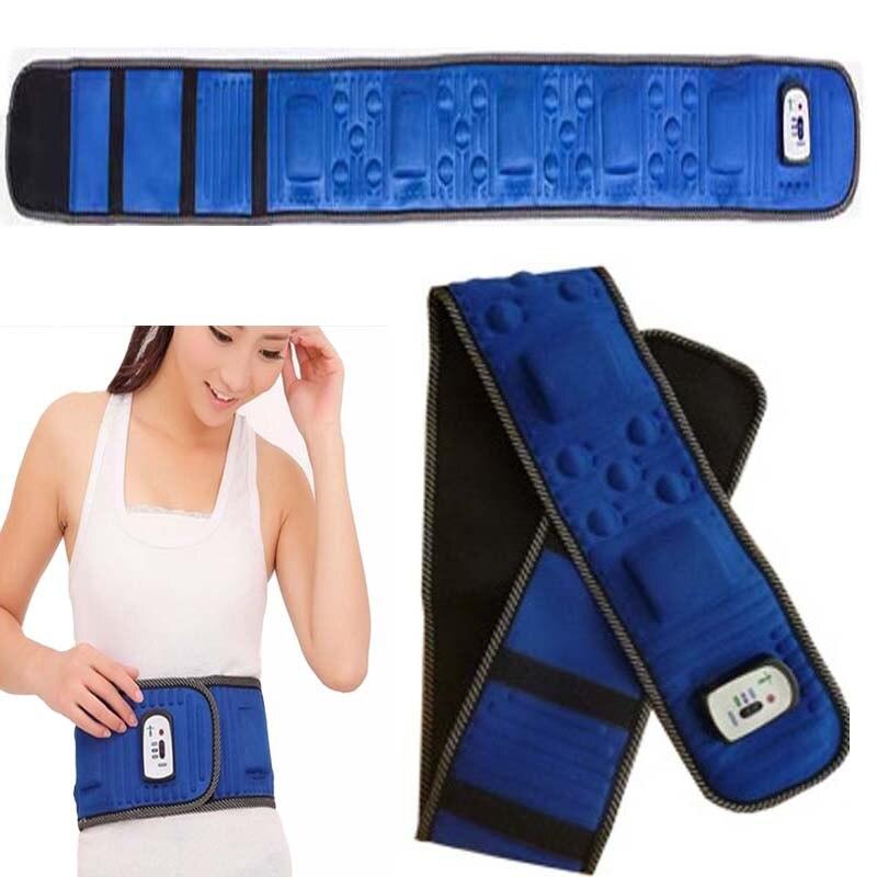 High quality Body 5 motor Vibro 20 health stone 2 kinds of massage mode Slimming Massager Vibrator Waist  Belt Slimming Machine<br><br>Aliexpress