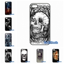 Haunted Mansion Skull Phone Cases Cover For LG L70 L90 K10 Google Nexus 4 5 6 6P For LG G2 G3 G4 G5 Mini G3S(China)