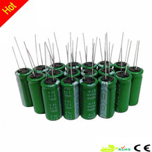 supercapacitors 2.7v15f ultra capacitor electronic kit mk new handbags high current discharge capacitor(China)