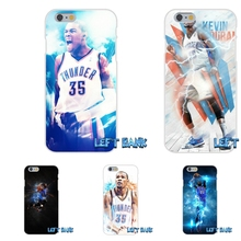 Basketball Star Kevin Durant KD Soft Silicone TPU Transparent Cover Case For Samsung Galaxy Note 3 4 5 S4 S5 MINI S6 S7 edge(China)