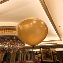 90cm 36Inch Giant Big Balloon Latex Birthday Wedding Party Helium Decoration Kids children inflatable Super large Balloons Toy