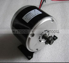 DC 24V 16A Permanent Magnet Motor Generator 300W for Electric equipment