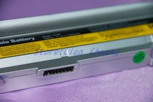 "JIGU Free shipping silver 4400mAh 6 cells Laptop Battery FOR Lenovo 3000 N100 N200 (15.4"" widescreen) C200"