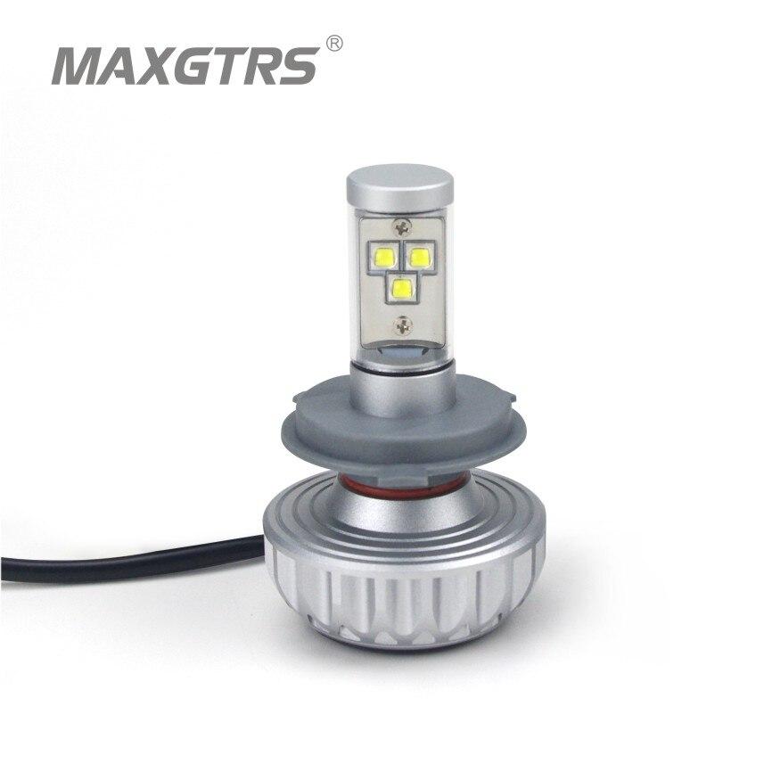 Sale! H4/9003/HB2 Hi/L 56W 6000LM CREE Chip XML2 LED Headlight Conversion Kit Lamp Bulb Beam 4300K/6500k/8000K/10000K<br><br>Aliexpress