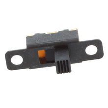 20pcs 5V 0.3 A Mini Size Black SPDT Slide Switch for Small DIY Power Electronic Projects(China)