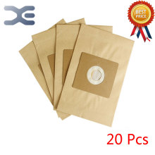 20Pcs High Quality Compatible With Sanyo Vacuum Cleaner Accessories Dust Bag Paper Bag SC-200 / Y108 / N310 / A201 / A202(China)