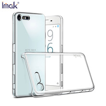 Buy IMAK Case Sony Xperia X Compact New Transparent Crystal Clear Plastic Fundas Hard Full Back Cover Sony Xperia X Compact for $4.20 in AliExpress store