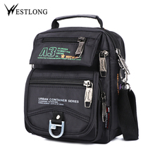 New 3705W Men Messenger Bags Casual Multifunction Small Travel Bags Waterproof Style Shoulder Fashion Military Crossbody Bags(China)