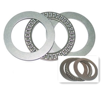 AXW35 Thrust Needle Roller and Cage Assemblies Needle  Roller Bearings (1 PCS)<br>