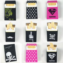 Finger Silicone Cigarette Case Silicone Box Lady 20 Women Cigaret Box Cigarette Box Case Pitillera De Silicona Cigarete Case