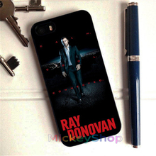 RAY DONOVAN fashion case cover cover for iphone 4 4s 5 5s SE 5c for 6 & 6 plus 6S & 6S plus 7 7 plus #CD417