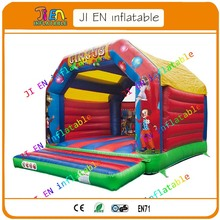 10 days arrival to door!5x4m(17x13ft) children bounce castle/inflatable jumping house/party rental jumping castle(China)