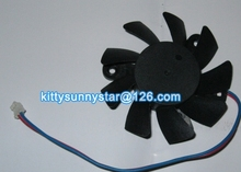 New Original MulFan NF24066C1HR-R 12V 0.3A 2Wire Video Fan,NF24066C1HR blade fan