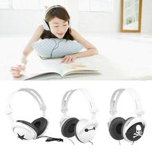 Cute Cartoon Skeletons  Foldable Head wear Headphones Earphone Headset Earphones Headphones