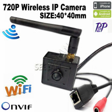 Buy mini wifi ip camera Wireless 720P Onvif HD ip camera wifi P2P Plug Play mini wifi camera Indoor Network IP Camera Support P2P for $34.20 in AliExpress store