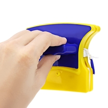 Original Magnetic Window Cleaner Double Side Glass Wiper Useful Surface Brush High-efficiency Cleaning Tools For Kitchen Room