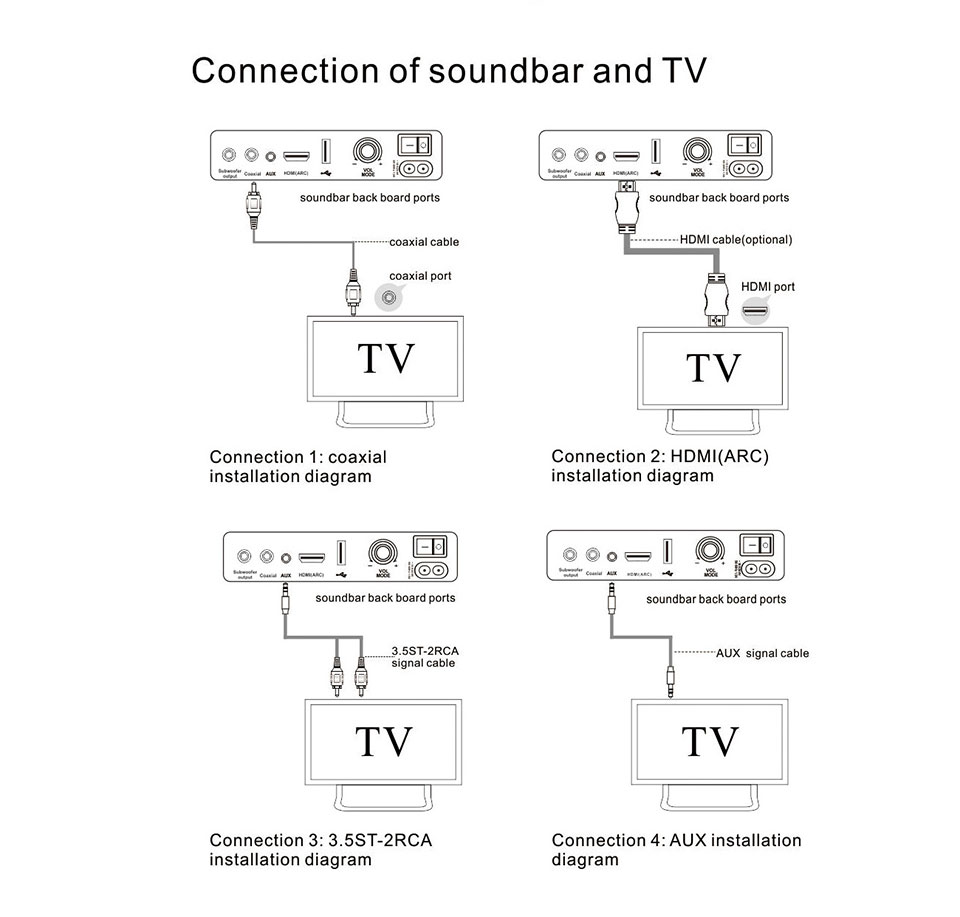 Xgody E20 Soundbar Tv Sound Amplifier Speaker Bluetooth Audio Hdmi Arc Wiring Diagram Usd 2626 Pieceusd 7662 8429 3942 7599 8999 5519 5795 3171 7909 8609 4259 Piece