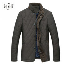Winter Jacket Man Parkas Single Breasted Solid Men Coat Doudoune Homme Hiver Casual & Fit Thick Business Parkas Hombre Invierno