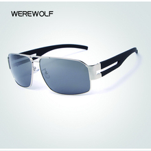 WEREWOLF Hot Sale Brand Design Sunglasses Man Polarize Medusae Sun Glasses Luxury Women Metal unique gozluk Glasses