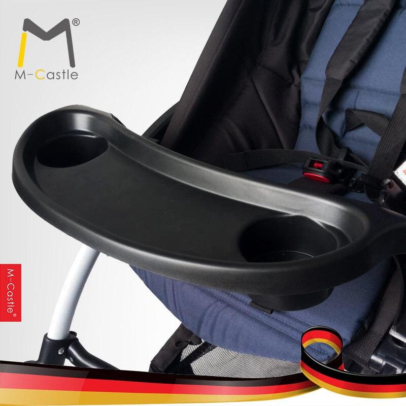 Stroller Accessories Prams Baby Stroller Tray Yoya Stroller Buggy Kinderwagen Baby Wheelchair Accessories Plate Baby Carriage<br><br>Aliexpress