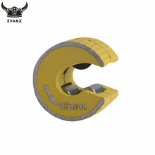 EVANX Mini Tube Pipe Cutter 15mm Cutting Tool For Copper Pipe Aluminium PVC Plastic Pipes(China)
