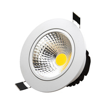 5W 7W 10W 12W LED COB Downlight AC110V 220V Recessed LED Bulb led Spot for Home Bathroom Illumination led Indoor Ceiling lamp