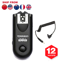 1 x Yongnuo RF-603C II RF-603 C3 Wireless Flash Trigger Transceiver For Canon 50D 40D 30D 20D 10D 1D EOS 5D Mark II