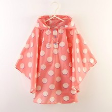 Raincoat For Children Kids impermeable Rain Coat Ponchos Jackets outdoors Travel Capa De Chuva Chubasquero Mujer(China)
