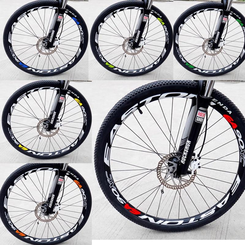 ROVAL CONTROL SL two wheels rim sticker for Mountain bike MTB race cycling decal