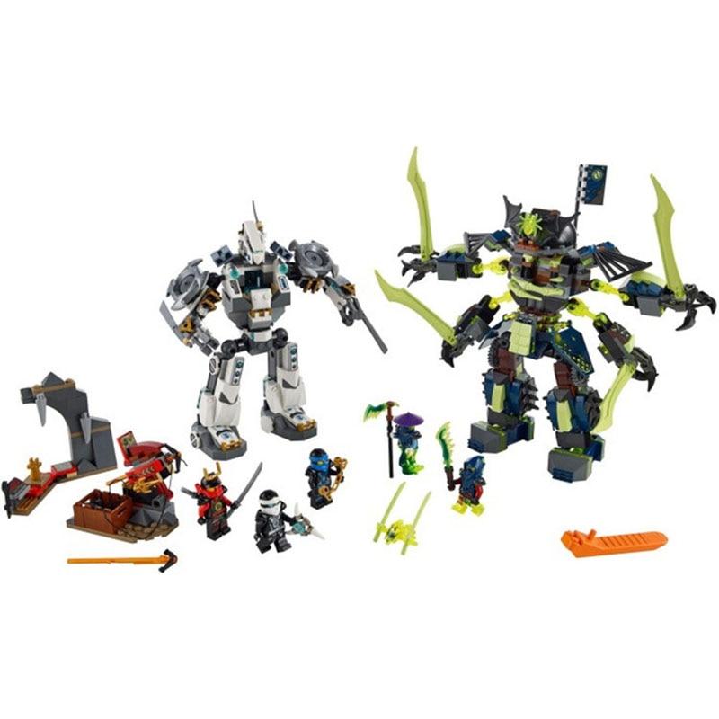 Pogo Lepin BL10399 Ninjagoe Thunder Swordsman Building Blocks Bricks Toys Compatible Legoe<br>