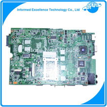 Original K40AC mainboard online buy for Asus notebook system board, 100% functional