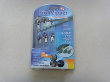 Fix A tool Zipper set As Seen On TV Magic zipper Fix Any Zipper Quickly Instant Zipper 1packs/lot